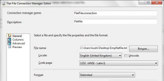 ssis transfer